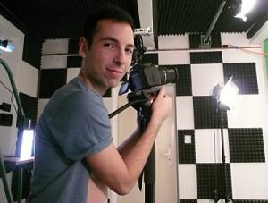 Daniel Momany má na starosti režii videa.